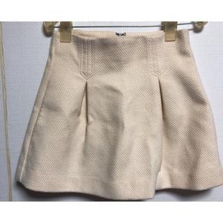 ダズリン(dazzlin)のダズリン スカート 台形スカート シンプル 学生(ミニスカート)