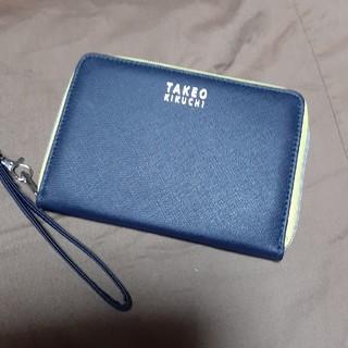 タケオキクチ(TAKEO KIKUCHI)のタケオキクチ ポーチ カードケース 通帳ケース(コインケース/小銭入れ)