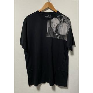 ラフシモンズ(RAF SIMONS)のRAF SIMONS×FRED PERRY  tシャツ(Tシャツ/カットソー(半袖/袖なし))