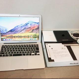 アップル(Apple)の【期間限定大特価】箱付き MacBook Air 13インチ 使用少なめ 美品(ノートPC)