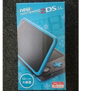 ニンテンドー2DS(ニンテンドー2DS)の【中古】new2DSLL(携帯用ゲーム機本体)
