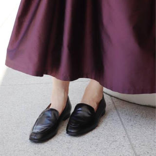イエナ(IENA)のIENA PASCUCCI パスクッチ レザーローファー 2020AW(ローファー/革靴)