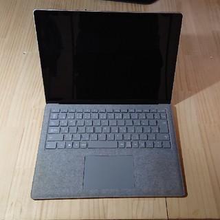 マイクロソフト(Microsoft)のsurface laptop ジャンク品(ノートPC)