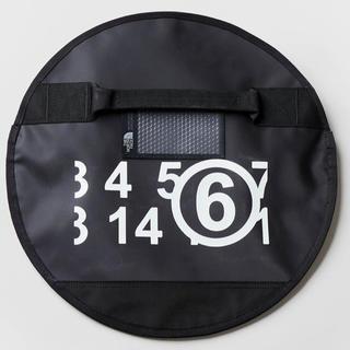 エムエムシックス(MM6)のMM6 NORTH FACE ノースフェイス クラッチ バッグ マルジェラ 黒(セカンドバッグ/クラッチバッグ)