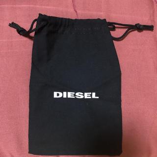 ディーゼル(DIESEL)の未使用 DIESEL巾着(ポーチ)