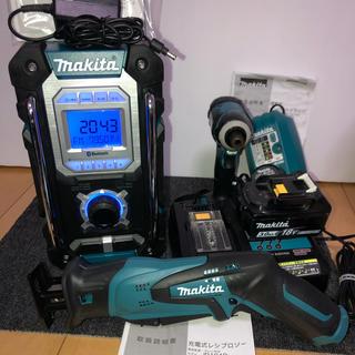 マキタ(Makita)のマキタ DIYコンボキット 18V 10.8v(バッテリー/充電器)