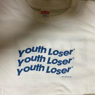 ジーディーシー(GDC)のyouth loser Tシャツ Msize 完売品(Tシャツ/カットソー(半袖/袖なし))
