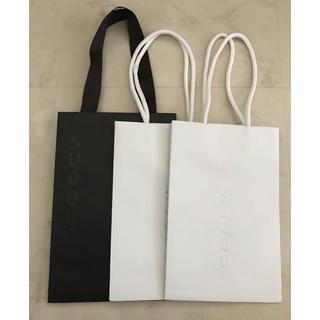 スック(SUQQU)のスック紙袋 3枚 ショップ袋(ショップ袋)