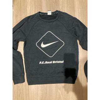 エフシーアールビー(F.C.R.B.)のBristol NIKE コラボ トレーナー sサイズ(スウェット)
