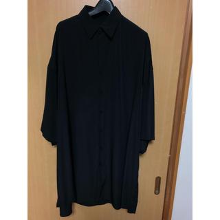 ラッドミュージシャン(LAD MUSICIAN)のじゃらん様専用 LAD MUSICIAN 19SS スーパービッグシャツ(Tシャツ/カットソー(七分/長袖))