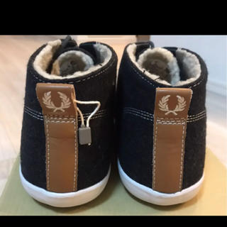 FRED PERRY - 新品未使用 FRED PERRY スニーカー 25.5cm