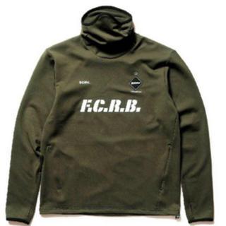 エフシーアールビー(F.C.R.B.)のF.C.Real Bristol NECK GAITER KHAKI M(スウェット)