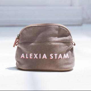 ALEXIA STAM - alexia stam スモールポーチ