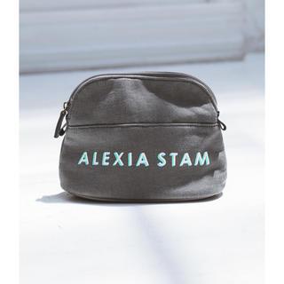 ALEXIA STAM - alexia stam 小さめsize ポーチ