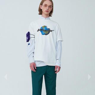 メゾンキツネ(MAISON KITSUNE')のADERerror Tシャツ(Tシャツ/カットソー(半袖/袖なし))