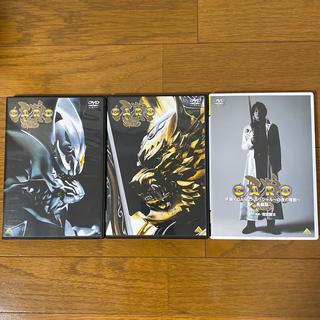 バンダイ(BANDAI)の牙狼<GARO> DVD BOX +長編版セット(キッズ/ファミリー)