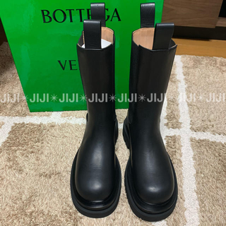 Bottega Veneta - BOTTEGA VENETA BV ラグブーツ チェルシーブーツ ボッテガ