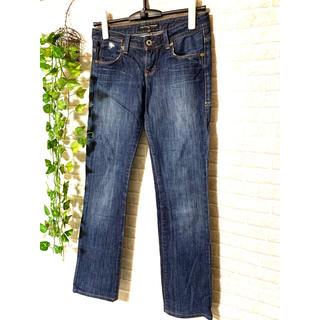 ポロラルフローレン(POLO RALPH LAUREN)のPOLO jeans ラルフローレン ダメージ加工 デニムジーンズ 25(デニム/ジーンズ)