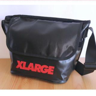 エクストララージ(XLARGE)の新品 未使用品 エックスラージ XLARGE ターポリン風ショルダーバッグ(ショルダーバッグ)