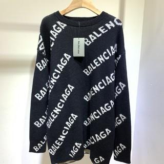 バレンシアガ(Balenciaga)のバレンシアガ ニットセーター(ニット/セーター)