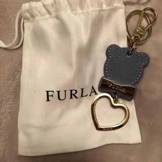 フルラ(Furla)のFURLA  くまキーホルダー(キーホルダー)
