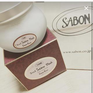 サボン(SABON)のヘアマスク 3in1 グリーンローズ(ヘアパック/ヘアマスク)