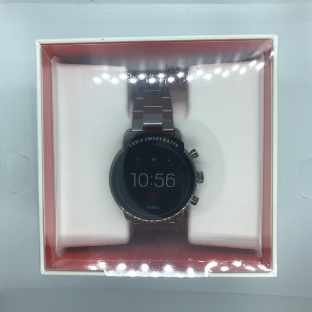 FOSSIL(フォッシル)のFOSSIL スマートウォッチ FTW4012j メンズの時計(腕時計(デジタル))の商品写真