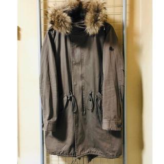 glamb - 定価35424円 / glamb / luxe mods coat モッズコート
