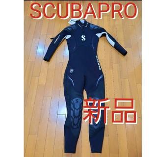 スキューバプロ(SCUBAPRO)の新品 スキューバプロ ウェットスーツ フルスーツ ダイビングシュノーケリング(マリン/スイミング)