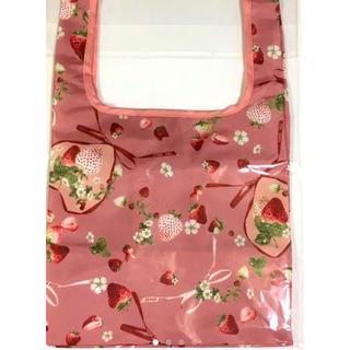 ピンクハウス(PINK HOUSE)のピンクハウス ノベルティ エコバッグ いちご柄 新品未使用(エコバッグ)