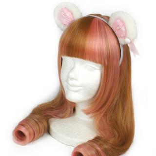Angelic Pretty - はにかみベアーカチューシャ