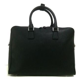 ユナイテッドアローズ(UNITED ARROWS)のユナイテッドアローズ ビジネスバッグ - 黒(ビジネスバッグ)