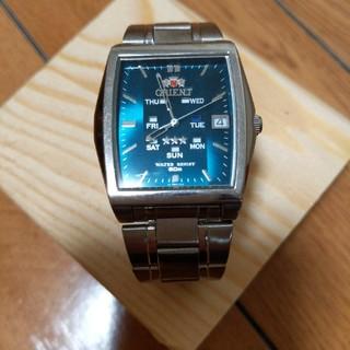 【ORIENT】機械式 自動巻き 腕時計 訳あり