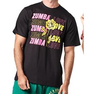 ズンバ(Zumba)の新品 未使用 未開封 ZUMBA ズンバ フリーサイズ 10月12日発売の最新作(Tシャツ(半袖/袖なし))