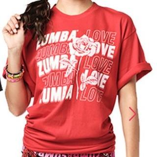 ズンバ(Zumba)の10月12日発売の最新作 新品 未使用 未開封 ZUMBA ズンバ フリーサイズ(Tシャツ(半袖/袖なし))