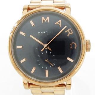 マークバイマークジェイコブス(MARC BY MARC JACOBS)のマークジェイコブス 腕時計 ベイカー(腕時計)
