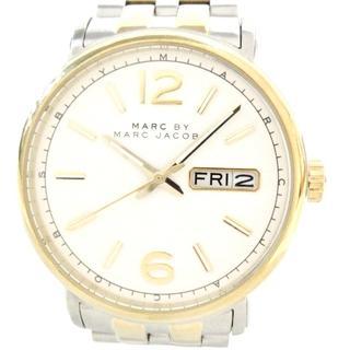 マークバイマークジェイコブス(MARC BY MARC JACOBS)のマークジェイコブス 腕時計 MBM5079 メンズ(その他)