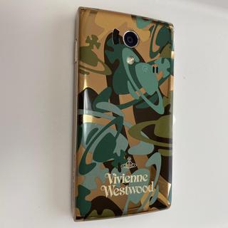 ヴィヴィアンウエストウッド(Vivienne Westwood)の最終値下docomo スマートフォン SH-01E  ヴィヴィアンウエストウッド(スマートフォン本体)