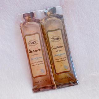 サボン(SABON)のSABON shampoo & conditioner(シャンプー/コンディショナーセット)