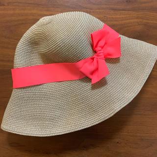 ボンポワン(Bonpoint)のBonpoint 麦わら帽子(帽子)