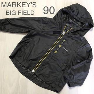 マーキーズ(MARKEY'S)の90✨MARKEY'S BIG FIELD❤️ナイロンウインドブレーカー(ジャケット/上着)
