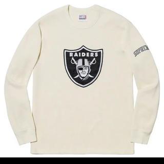 シュプリーム(Supreme)のSupreme® NFL Raiders '47 Thermal (Tシャツ/カットソー(七分/長袖))