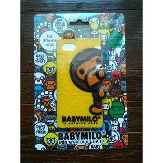 A BATHING APE - A BATHING APE iPhoneケース