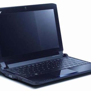 エイサー(Acer)のFOMAモジュール搭載 エイサー 10.1型 AO532h-CBK123G(ノートPC)