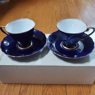 コウランシャ(香蘭社)の香蘭社  ティーカップ&ソーサー(グラス/カップ)