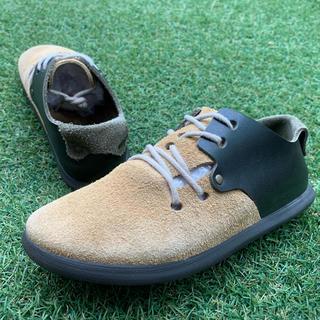 ビルケンシュトック(BIRKENSTOCK)の美品36 BIRKENSTOCK ビルケンシュトック モンタナ E420(ローファー/革靴)