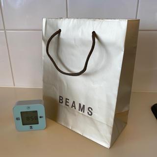 ビームス(BEAMS)のビームスショップ袋ゴールド(ショップ袋)