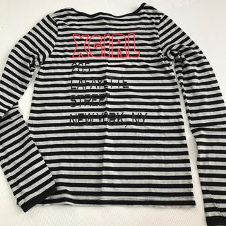 エックスガール(X-girl)のエックスガール ボーダーロンT(Tシャツ(長袖/七分))