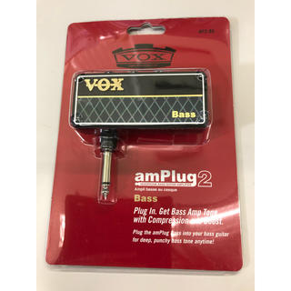 ヴォックス(VOX)のVOX amPlug2 Bass ヘッドホンアンプ(ギターアンプ)