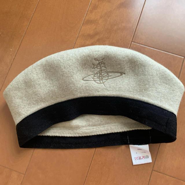 Vivienne Westwood(ヴィヴィアンウエストウッド)のベレー帽 ヴィヴィアンウエストウッド レディースの帽子(ハンチング/ベレー帽)の商品写真